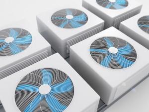 AC fan motor replacement